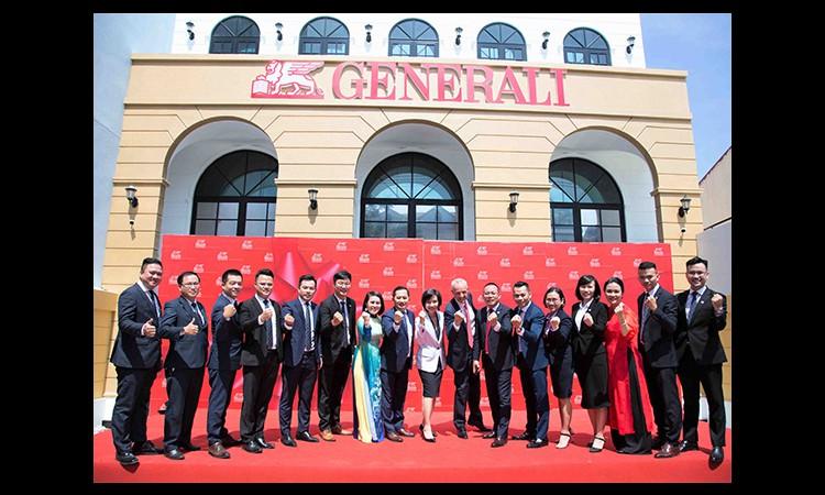 Generali Việt Nam khai trương văn phòng mới tại Đà Nẵng