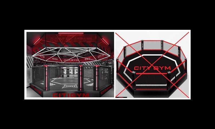 """TPHCM: Nhiều phòng tập gym """"đạo nhái"""" thương hiệu Citigym"""