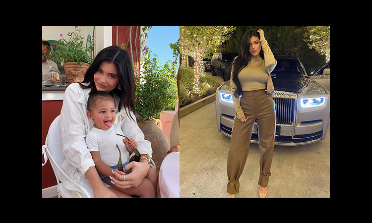Kylie Jenner thường xuyên thuê trực thăng chở Kobe Bryant