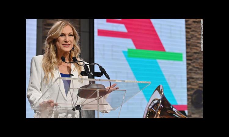 Cựu chủ tịch Grammy tố nạn quấy rối tình dục ở Viện Hàn lâm Hoa Kỳ