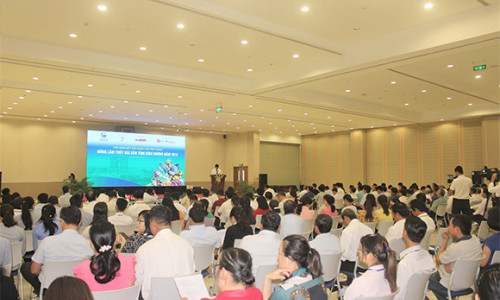 Big C kết nối với 200 khách hàng qua Hội nghị kết nối cung cầu mặt hàng nông sản Bình Dương