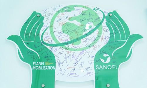 Nhà máy Sanofi Việt Nam tại khu công nghệ cao Sài Gòn giảm thiểu rác thải nhựa trong sản xuất, chung tay bảo vệ môi trường
