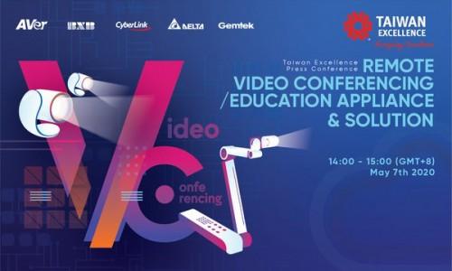 Taiwan Excellence giới thiệu 5 giải pháp đột phá về giáo dục và hội nghị truyền hình từ xa