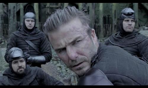 David Beckham muốn làm phim riêng về cuộc đời mình