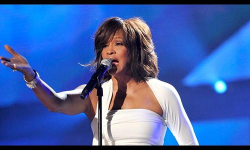Hãng Sony giành quyền làm phim về cuộc đời Whitney Houston