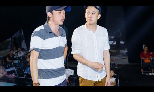 Nghệ sĩ Hoài Linh, Ngọc Sơn biểu diễn để ủng hộ Đà Nẵng