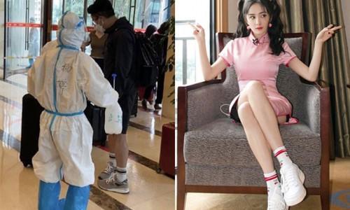 Con gái Dương Mịch - Lưu Khải Uy sống xa cha mẹ