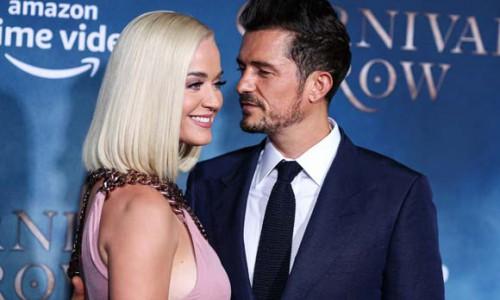 Katy Perry ví cuộc hôn nhân với Russell Brand như cơn lốc xoáy