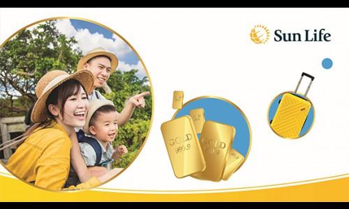 """Hàng nghìn quà tặng hấp dẫn từ chương trình """"Sống sung túc, Đúc lộc vàng"""" của Sun Life Việt Nam"""