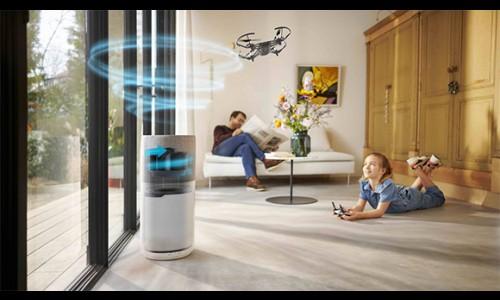 Máy lọc không khí Philips 3000i và 2000i series: Giải pháp lọc khí mới cho không gian sống trong lành, an toàn