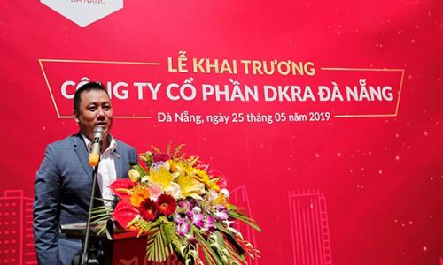 DKRA Đà Nẵng phát triển theo mô hình trung tâm thông tin BĐS miền Trung