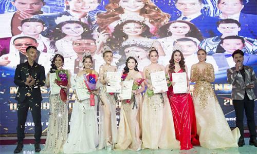 NTK Mai Phương Trang đẹp tựa nữ thần tại sự kiện họp báo cuộc thi Hoa hậu Doanh nhân Tài sắc Thế giới 2020
