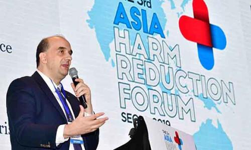 Diễn đàn Giảm thiểu Tác hại châu Á lần thứ 3 quy tụ nhiều chuyên gia nổi tiếng