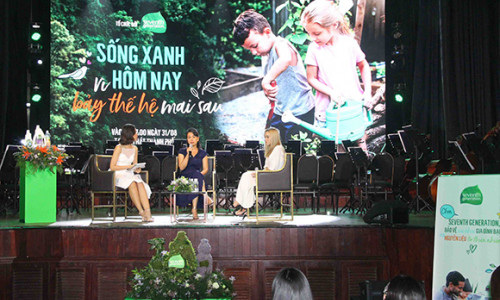 Seventh Generation ra mắt thị trường Việt Nam bằng chuỗi hoạt động truyền cảm hứng sống xanh