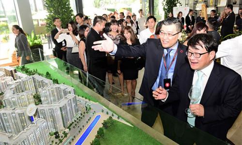 CBRE Việt Nam chính thức là đơn vị quản lý vận hành của khu căn hộ cao cấp Emerald