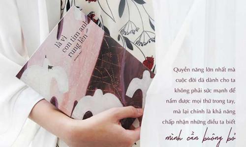 Con tim rung lên khi đọc tác phẩm đầu tay của Cơ trưởng trẻ tuổi Nguyễn Quang Đạt