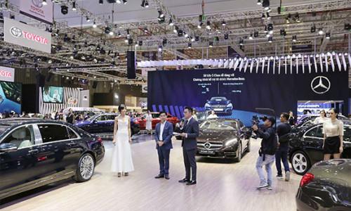 Mercedes-Benz Việt Nam - Nơi hiện thực hóa mong ước sở hữu xe sang