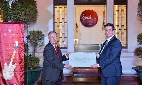 Thương hiệu đàn piano huyền thoại Blüthner chính thức có mặt tại Việt Nam