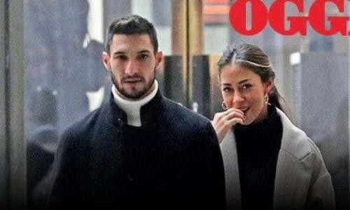 Cầu thủ Inter Milan bị thám tử bắt quả tang phản bội vợ