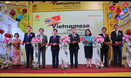 Khai mạc Tuần hàng Việt Nam tại Thái Lan 2019