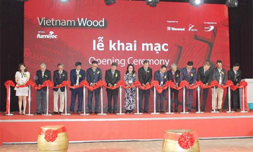 Triển lãm quốc tế công nghiệp chế biến gỗ 2019 với qui mô kỷ lục