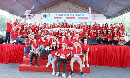 Prudential: 19 năm cùng Fun Run gây qũy từ thiện và xây dựng lối sống khỏe