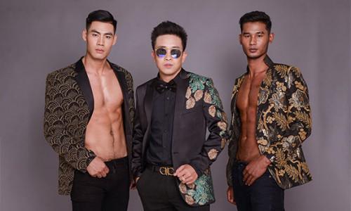 Lộ diện dàn mỹ nam quốc tế trình diễn BST Honey của NTK Minh Hùng