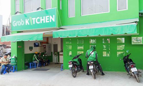 GrabKitchen Bình Thạnh chính thức khai trương và đi vào hoạt động