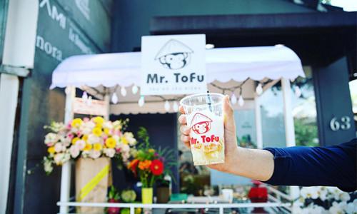 Mr.ToFu đang bị săn lùng vì món Tầu hũ sầu riêng