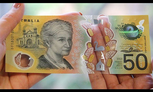 Australia in sai chính tả 46 triệu tờ tiền