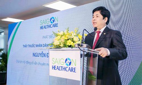 Phòng khám Saigon Healthcare hợp tác với tổ chức quản lý chất lượng y tế Úc cam kết môi trường y tế chuyên nghiệp, chuẩn mực và an toàn