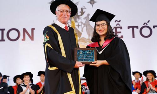 Sinh viên khóa 2019 RMIT Việt Nam tự hào dự lễ tốt nghiệp