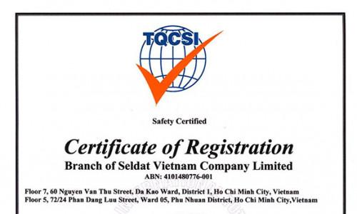Công ty công nghệ Seldat đạt chứng chỉ ISO 9001:2015 và ISO 45001:2018