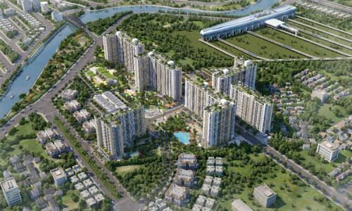 Sôi động thị trường BĐS phía Tây Bắc TP Hồ Chí Minh