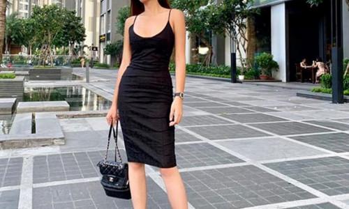Hoa hậu Kỳ Duyên giảm 4 kg sau ồn ào bị chê phát tướng
