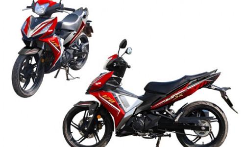 Ưu điểm nổi bật của xe côn tay thể thao SYM Star SR 170 vừa ra mắt tại Việt Nam