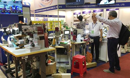 Hơn 500 đơn vị tham gia triển lãm quốc tế ngành công nghiệp dệt may lần thứ 18