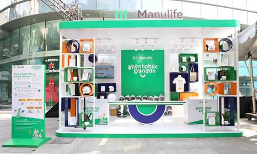 Manulife Việt Nam lan toả thông điệp 'Hạnh phúc giản đơn cùng lối sống và suy nghĩ tích cực' đến cộng đồng