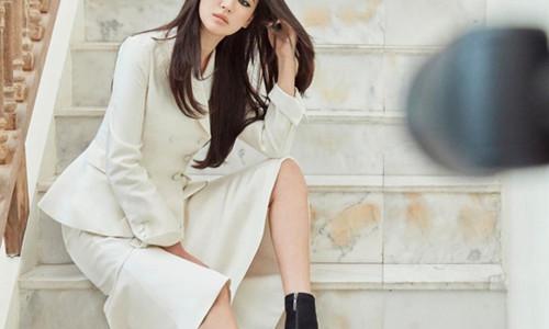 Song Hye Kyo lần đầu xuất hiện ở Hàn Quốc sau khi ly hôn
