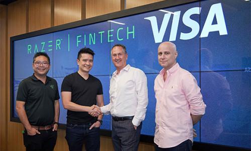 Visa và Razer hợp tác cung cấp thêm giải pháp thanh toán cho cộng đồng game thủ