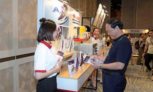 Thương hiệu điện gia dụng cao cấp đến từ Italy chính thức có mặt tại Việt Nam