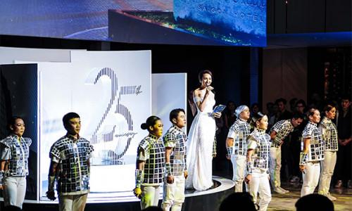 New World Sài Gòn Hotel long trọng kỷ niệm 25 năm thành lập