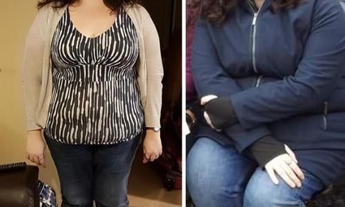 Giáo viên người Mỹ giảm 51 kg mà không cần đến phòng tập