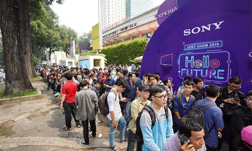 """Sony Show 2019 - """"Hello Future – Chạm đến tương lai"""" khi công nghệ thấu hiểu cảm xúc là chủ đề của sự kiện công nghệ lớn nhất trong năm"""