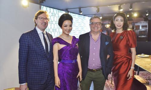 Thương hiệu nội thất ETRO HOME do Eurasia Concept phân phối khai trương showroom đầu tiên tại Times Square