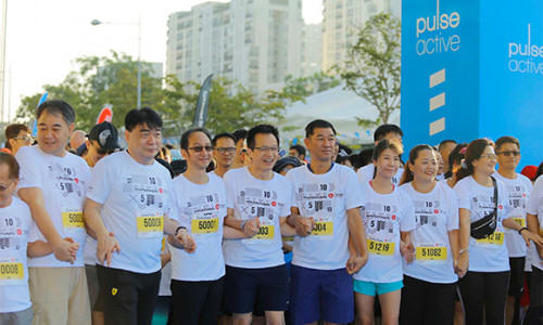 Taiwan Excellence đồng hành cùng HCMC Marathon 2020 lan toả những giá trị ý nghĩa đến cộng đồng