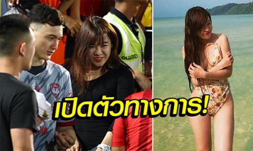 Báo Thái Lan đăng loạt ảnh sexy của bạn gái Đặng Văn Lâm