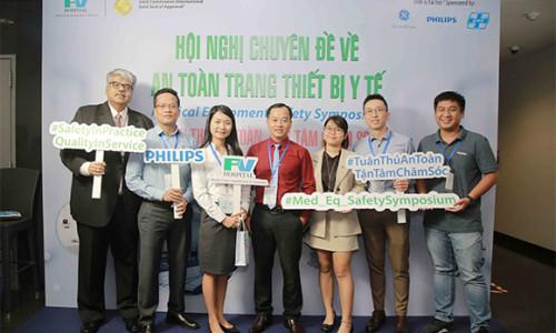 """Lần đầu tiên Việt Nam tổ chức sự kiện """"An toàn Trang Thiết bị Y tế"""""""