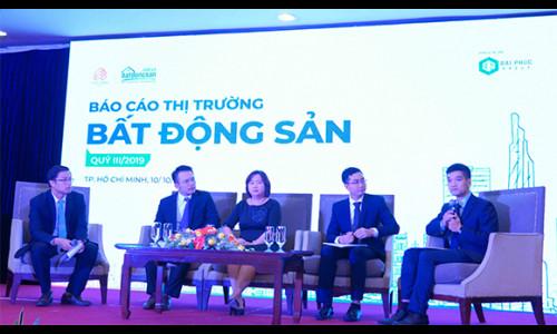 Batdongsan.com.vn công bố Báo cáo nghiên cứu thị trường bất động sản quý 3-2019