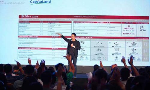 Năm thứ 3 liên tiếp CapitaLand Việt Nam tổ chức hội thảo 'Phong Thủy và Chiêm tinh học'